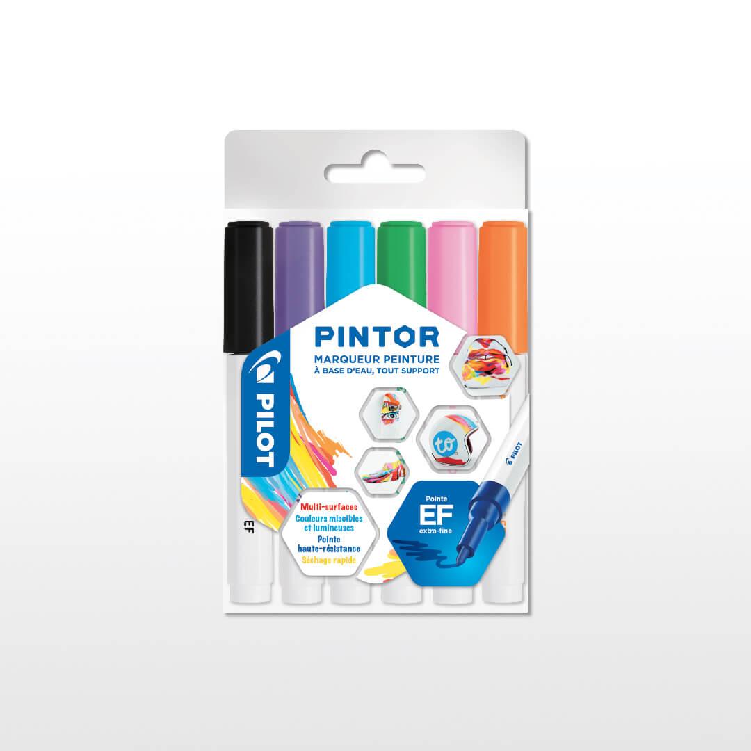 PILOT Pintor packaging