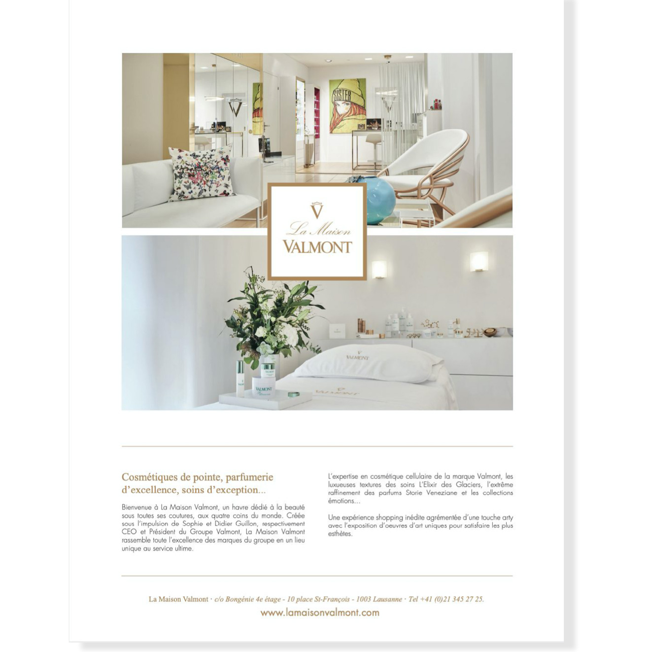 Valmont Leaflet