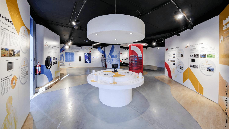 Tremplin 92, Musée Montagne & Olympisme
