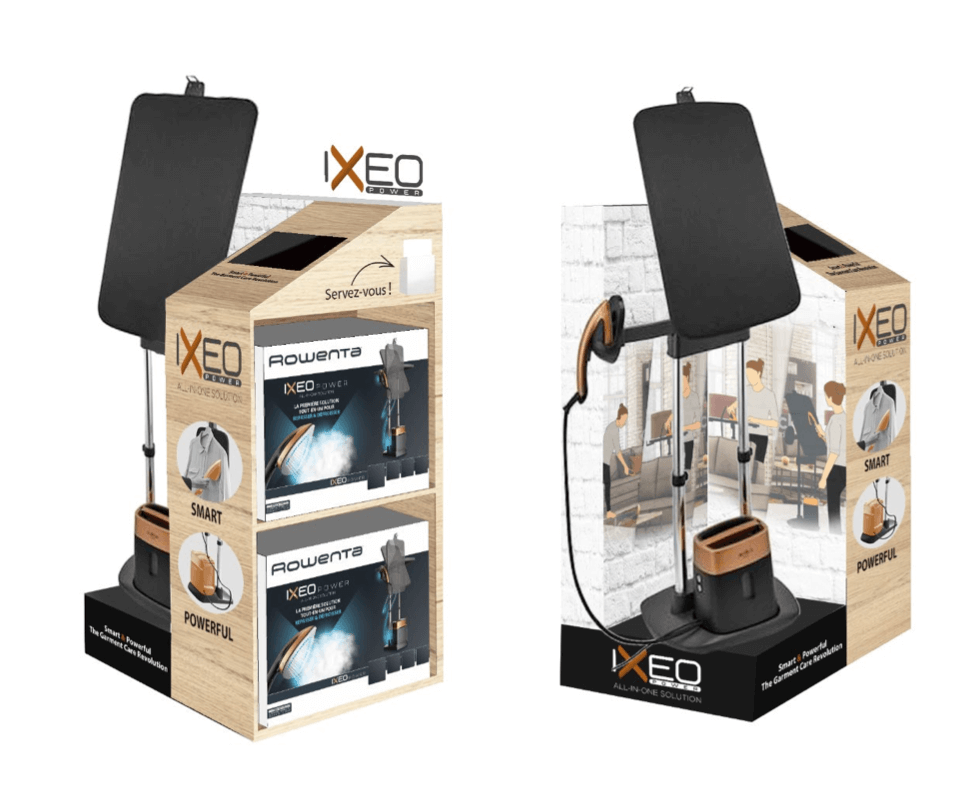 IXEO Power all-in-one